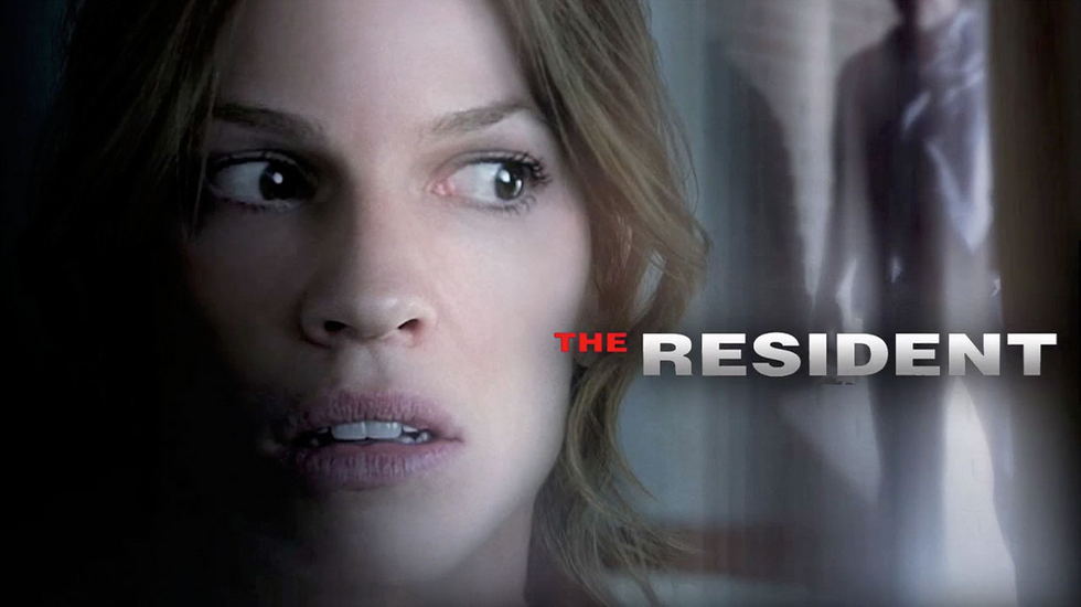 Image result for the resident 2011